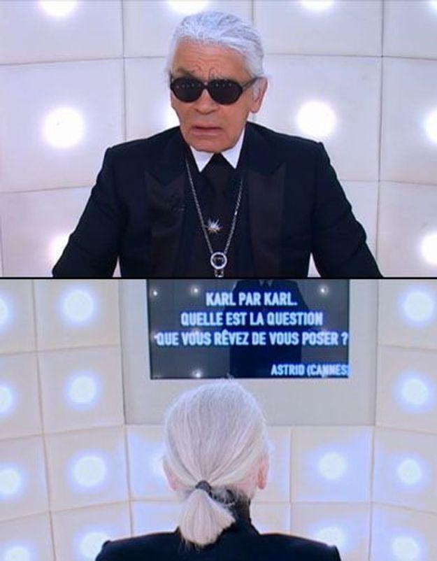 Karl dans La boîte à questions