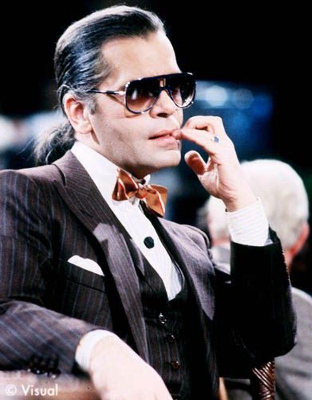Karl en 1983