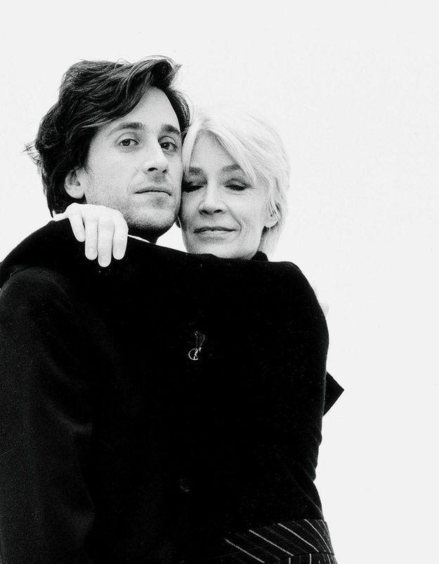 Thomas Dutronc et Françoise Hardy - 2005