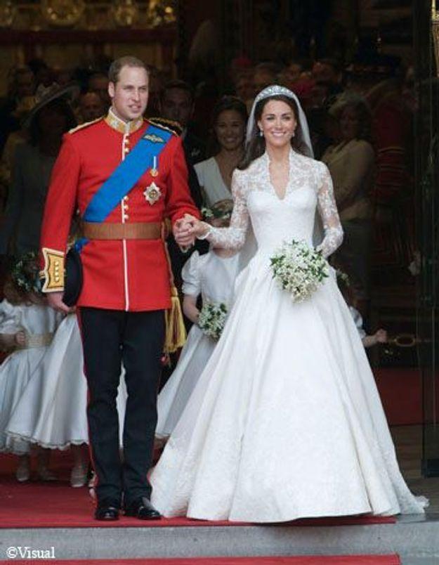 Kate et William : pas de lune de miel dans l'immédiat