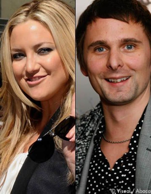 Kate Hudson et le chanteur de Muse : deux amoureux à Paris ?
