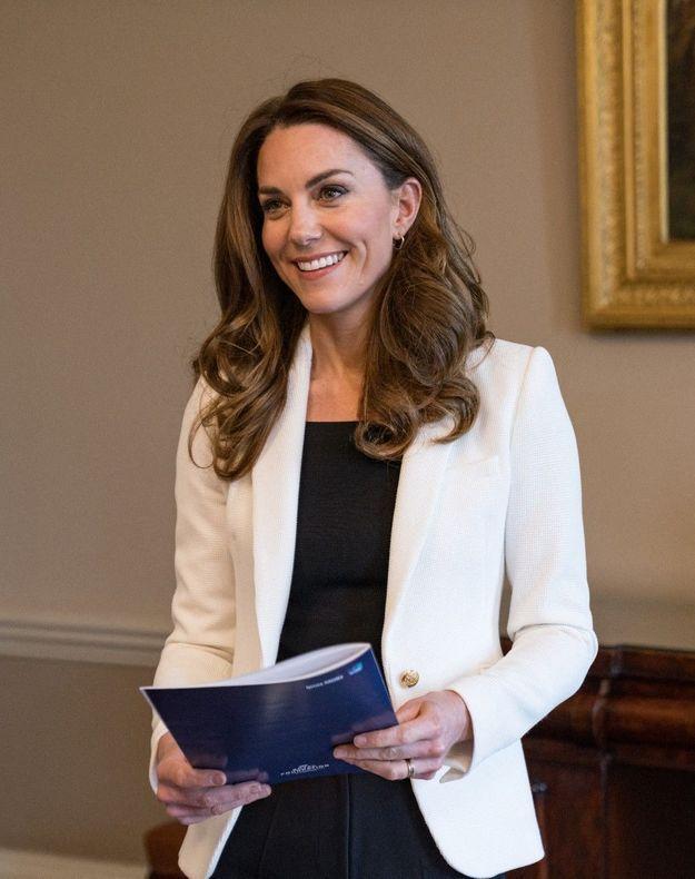 Kate Middleton admet ne pas toujours savoir comment gérer les crises de ses enfants