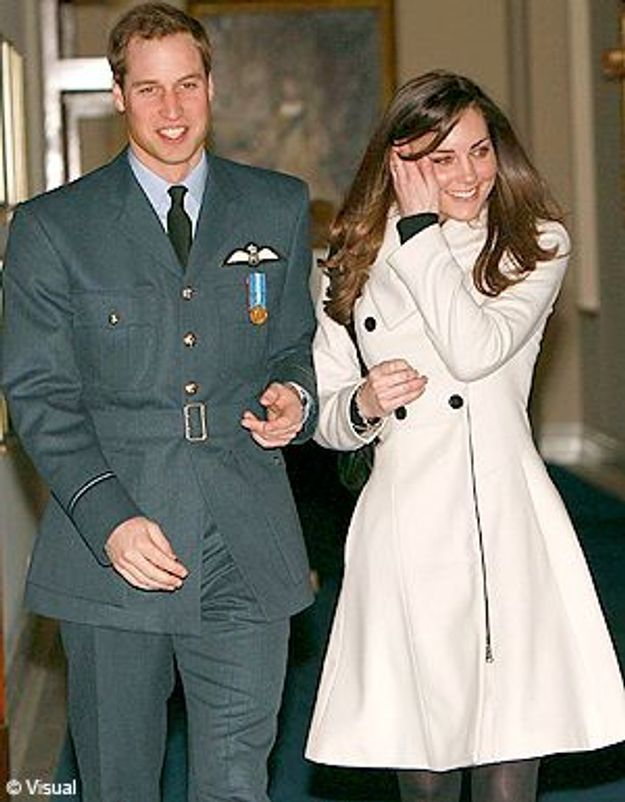 Kate Middleton, bientôt la nouvelle Lady d'Angleterre ?