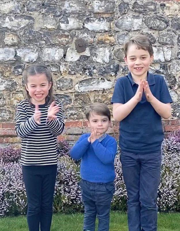 Kate Middleton : ce choix lourd de sens qu'elle a fait pour George, Charlotte et Louis
