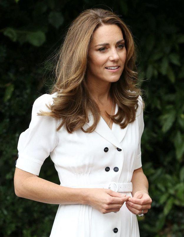 Kate Middleton : ce qu'elle adore manger