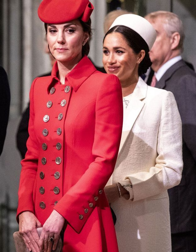 Kate Middleton : cet incident avec Meghan Markle qui l'a choquée