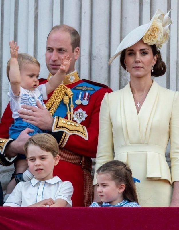 Kate Middleton : cette habitude du prince Louis qui l'agace