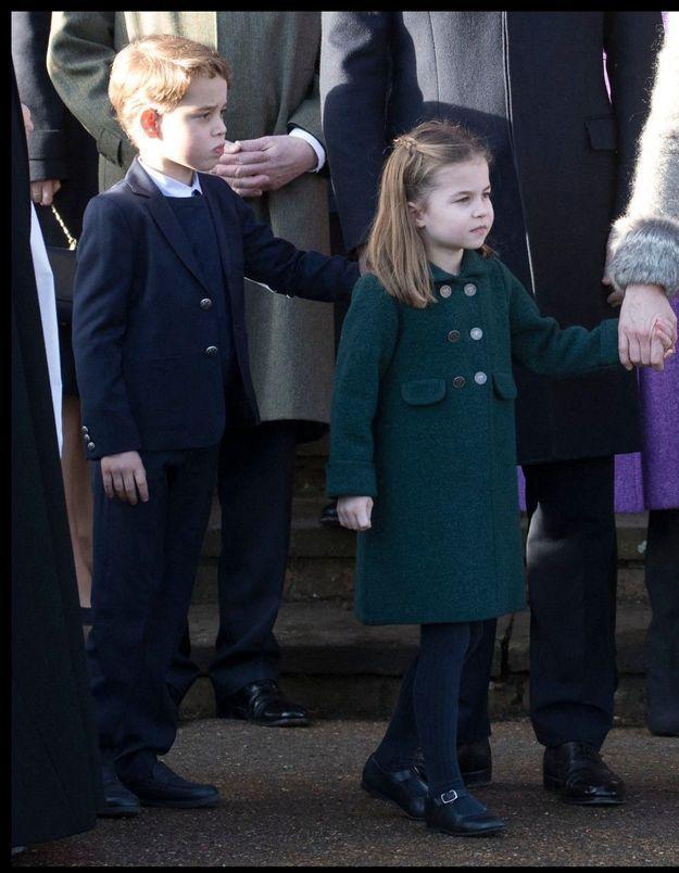 Kate Middleton : cette règle au sujet de leurs amis d'école que George et Charlotte doivent respecter