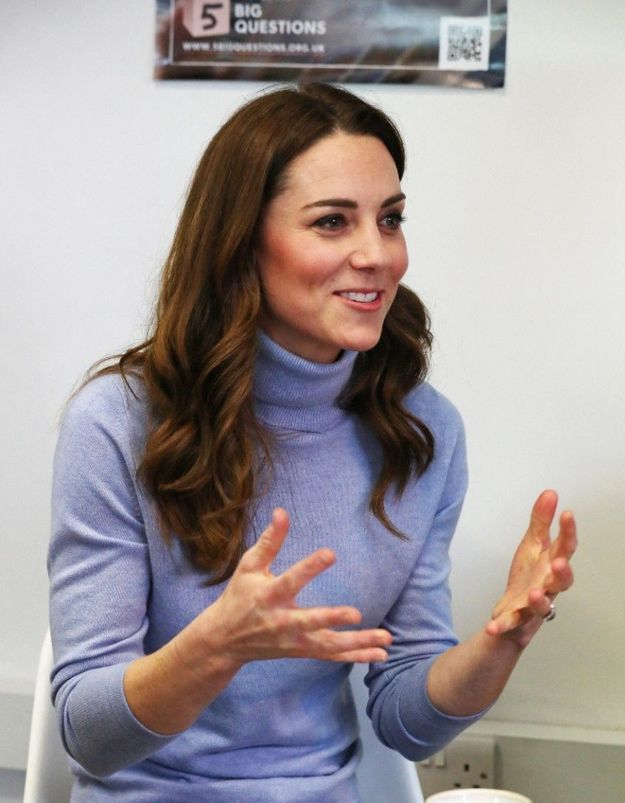 Kate Middleton : elle a participé à un podcast sur la maternité !
