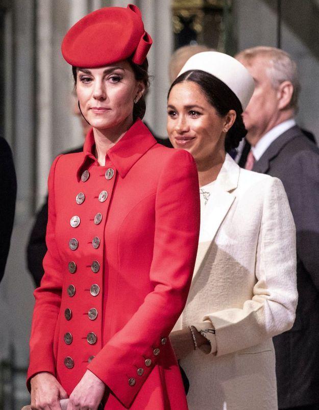 Kate Middleton en larmes : la raison de sa dispute avec Meghan Markle