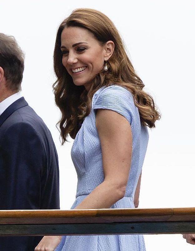 Kate Middleton enceinte de son 4e enfant ? Un journaliste relance les rumeurs !