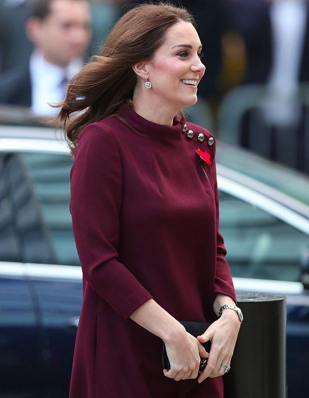 Kate Middleton enceinte en même temps que Meghan Markle