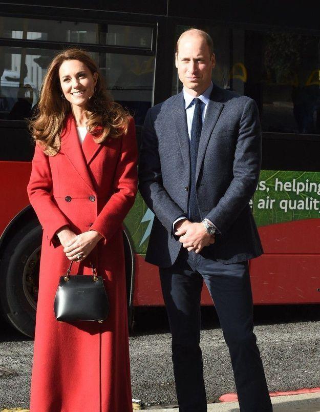 Kate Middleton et le prince William : ce détail qui intrigue au sujet de leurs vacances en famille