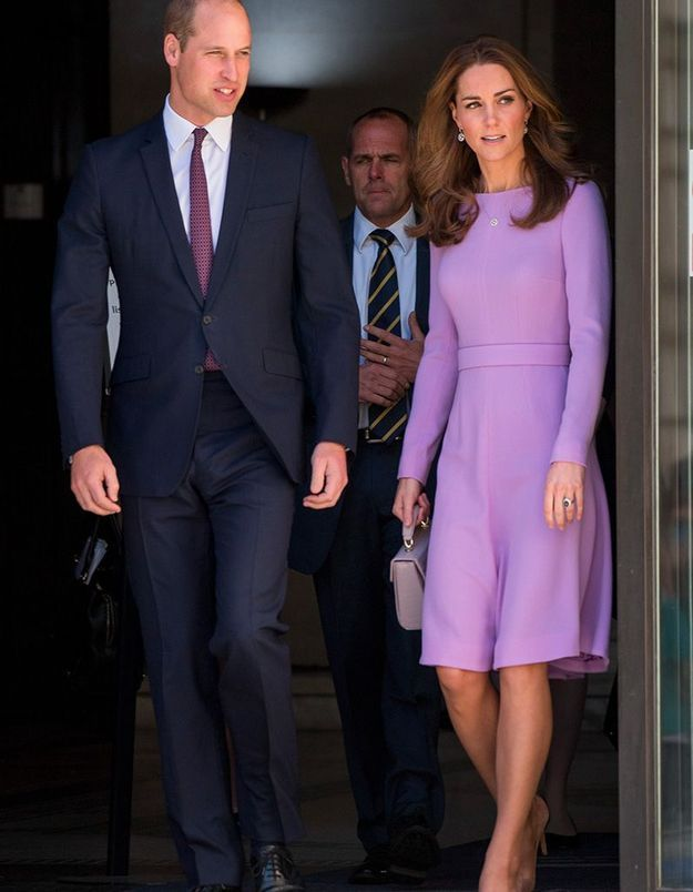 Le duc et la duchesse engagée pour la santé mentale