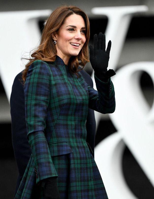 Kate Middleton et le prince William : découvrez le beau cadeau qu'ils ont fait à George
