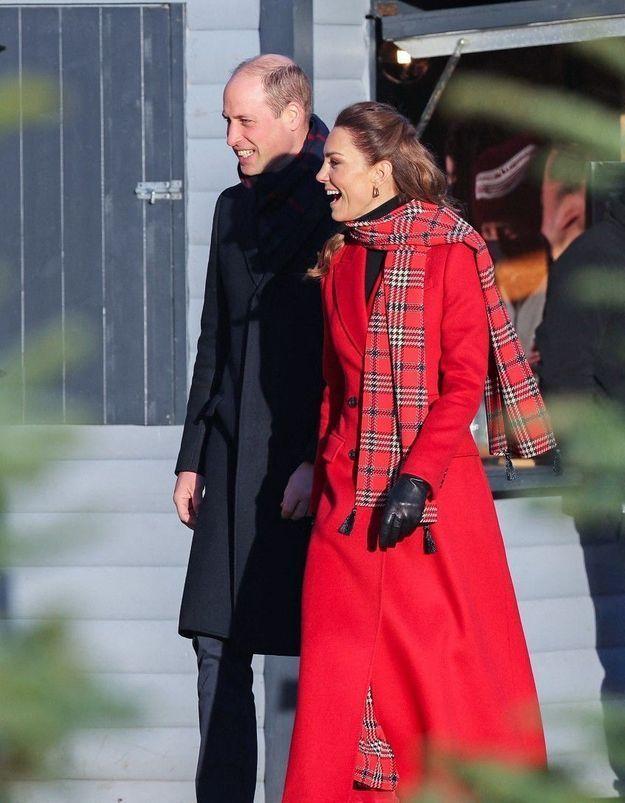 Kate Middleton et le prince William dévoilent la décoration de leur maison lors d'un live !