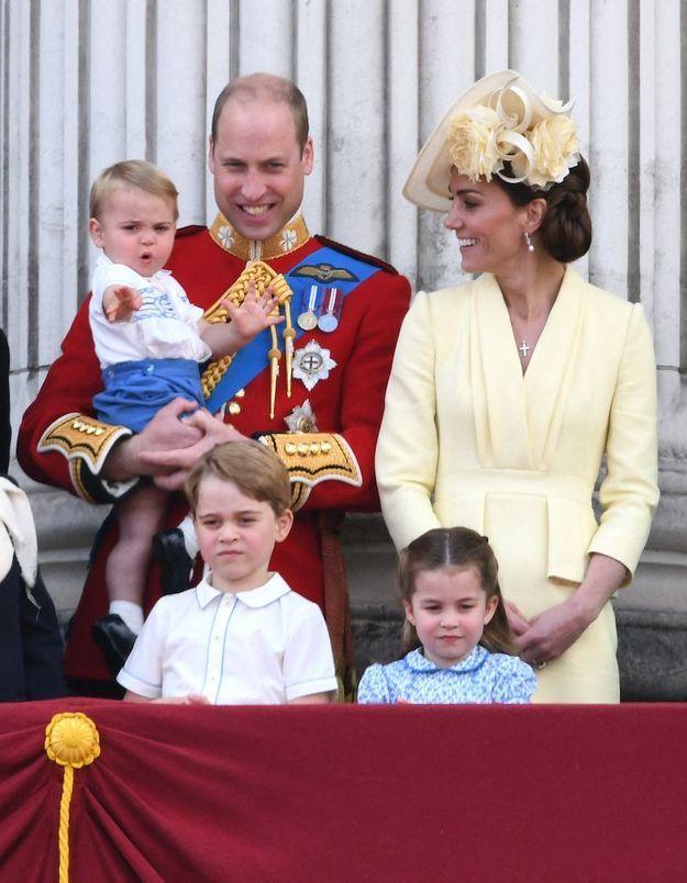 Kate Middleton et le prince William : les règles qu'ils mettent en place pour éduquer leurs enfants