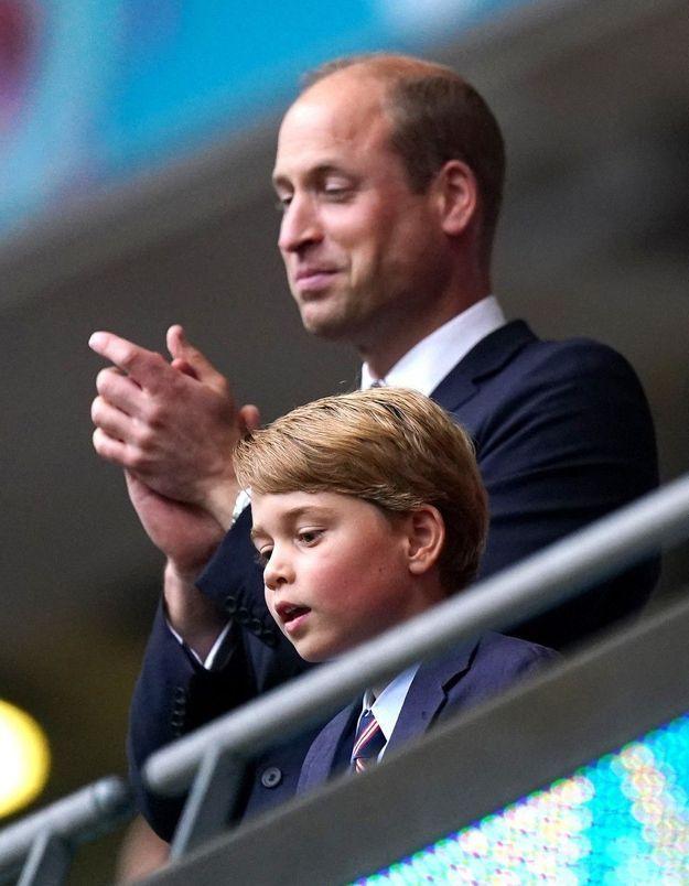 Kate Middleton et le prince William : les supporters de l'Euro 2021 leur font une demande au sujet de George
