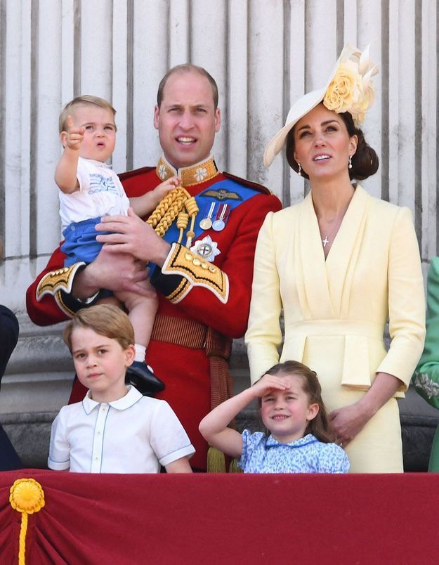 Kate Middleton et le prince William : leur grande inquiétude pour George, Charlotte et Louis