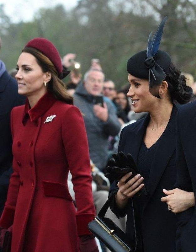 Kate Middleton et William : ce lien qui subsiste avec Meghan Markle et Harry