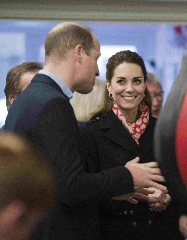 Kate Middleton et William : cette petite phrase qui n'est pas passée inaperçue !