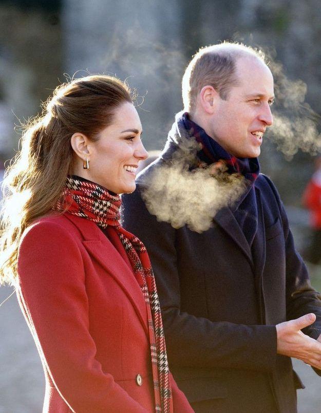 Kate Middleton et William : ils sont consternés par le comportement de Meghan Markle et de Harry