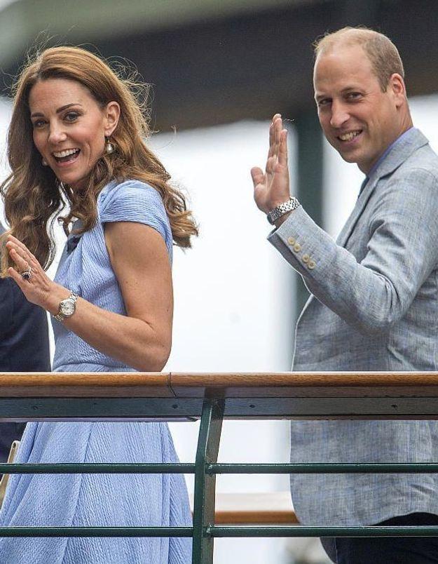 Kate Middleton et William : une magnifique surprise pour l'anniversaire de George !