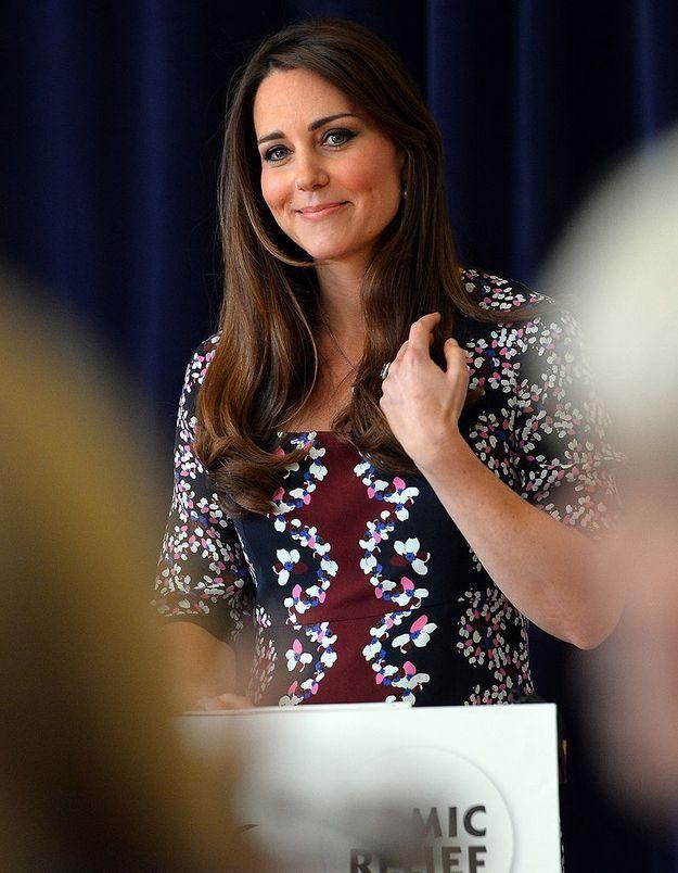Kate Middleton : la clinique de tous les luxes