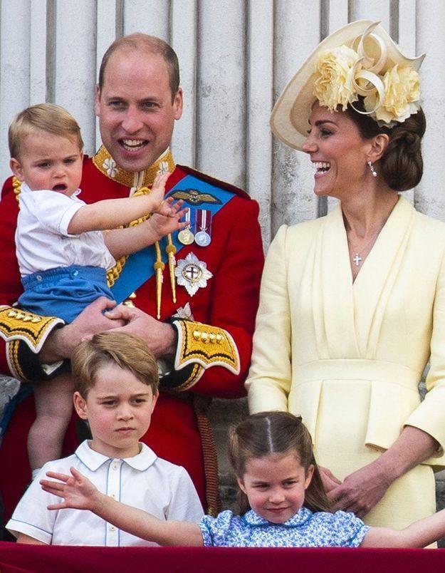 Kate Middleton : la photo à croquer du prince Louis pour son anniversaire