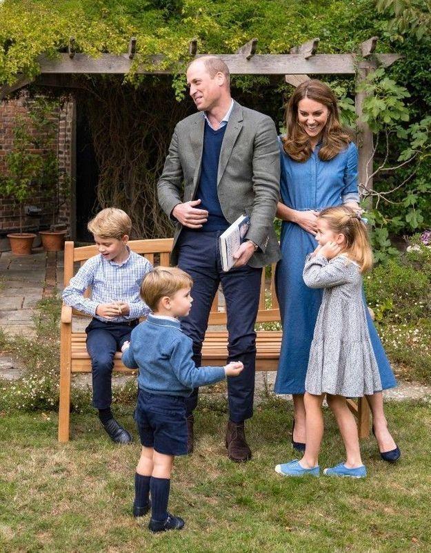 Kate Middleton : les princes George et Louis et la princesse Charlotte s'expriment dans une adorable vidéo