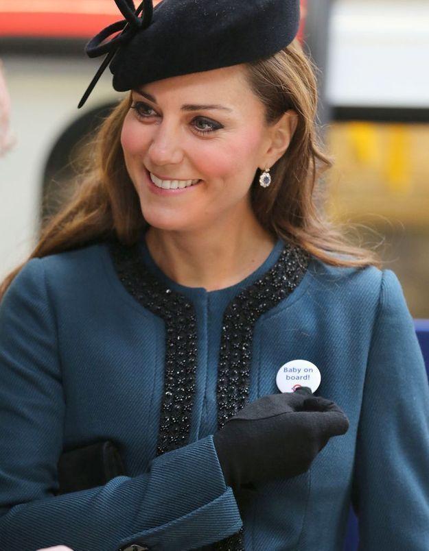 Kate Middleton organise une baby shower !