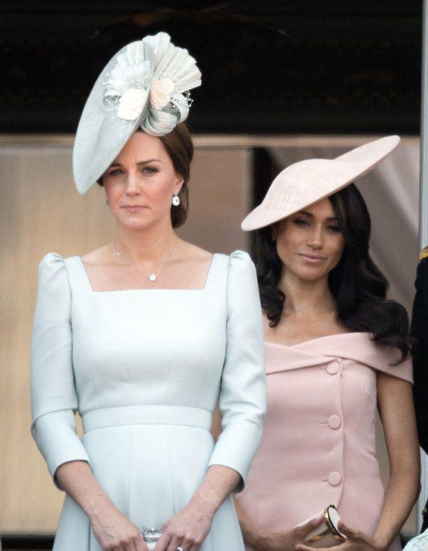 Kate Middleton ou Meghan Markle ? On sait laquelle est la plus populaire !