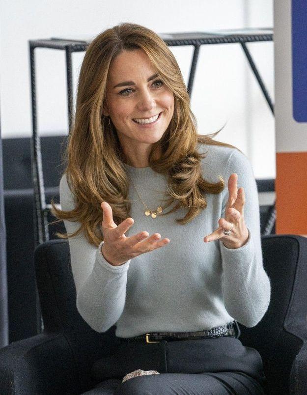 Kate Middleton : pourquoi elle s'inquiète beaucoup au sujet de Charlotte et de Louis