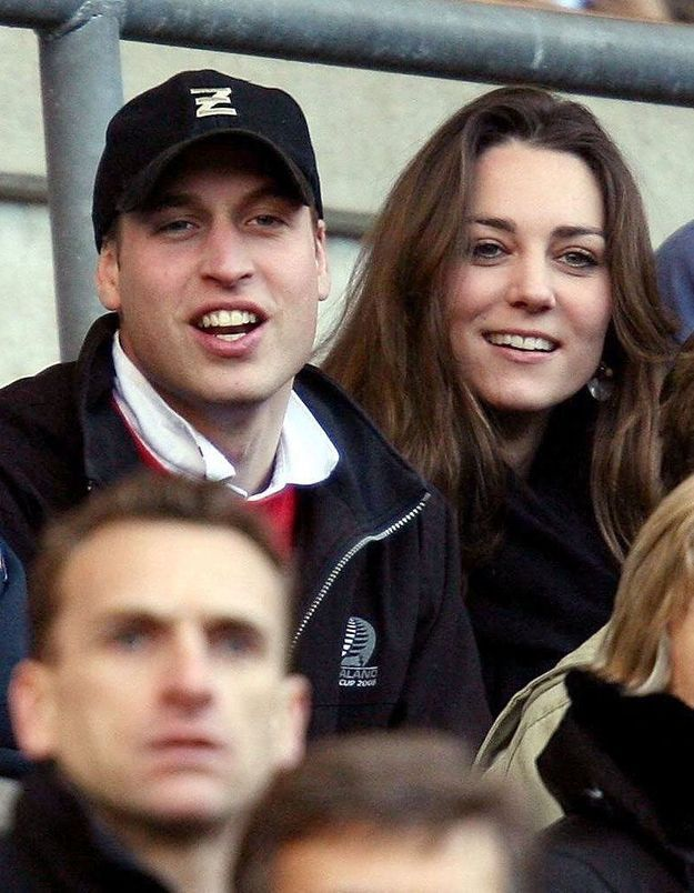 Kate Middleton raconte les tentatives de séduction du prince William à l'université