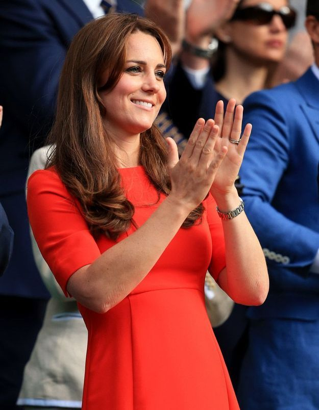 Kate Middleton reprend ses devoirs officiels