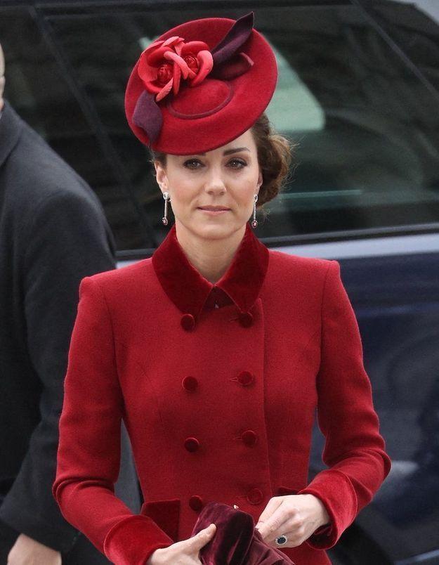 Kate Middleton se confie sur les difficultés du confinement