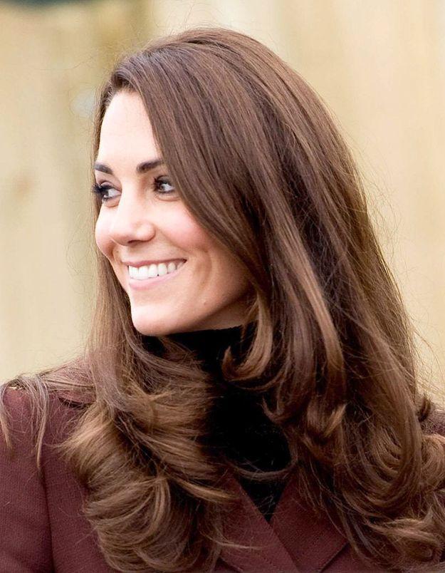 Kate Middleton serait en train d'accoucher!