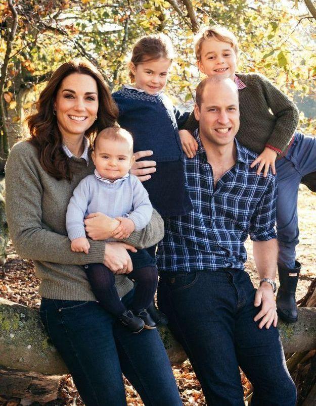 Kate Middleton : ses enfants George, Charlotte et Louis ont bousculé le protocole pour Noël