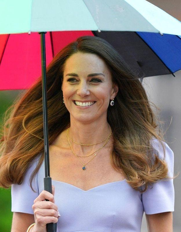 Kate Middleton : son collier a une forte valeur sentimentale !