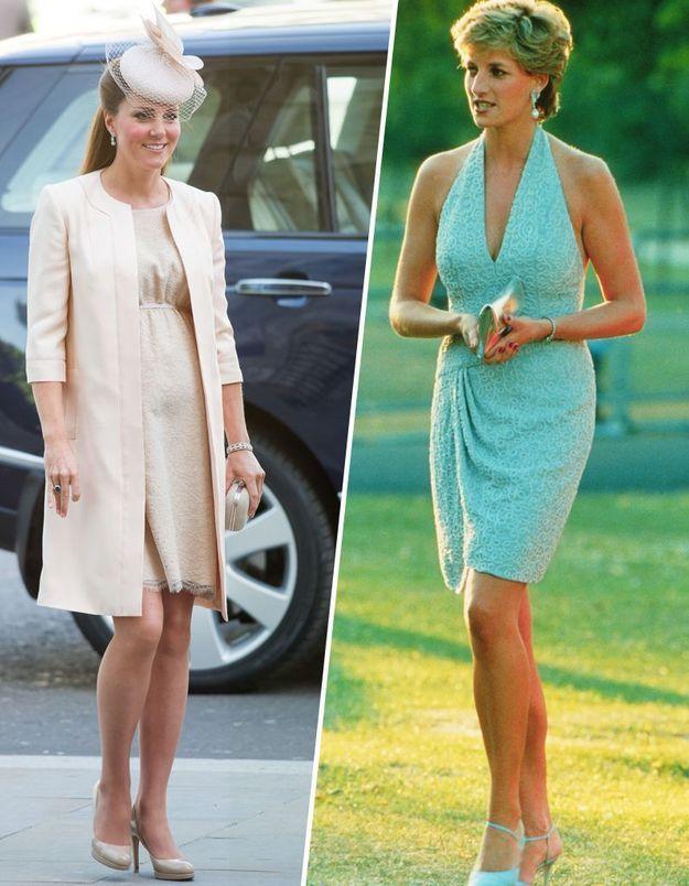 Kate Middleton subira-t-elle la malédiction de Lady Di?