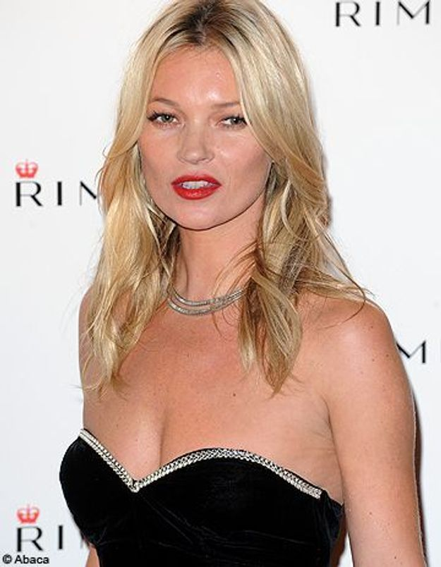 Kate Moss, actrice dans « Absolutely Fabulous » !