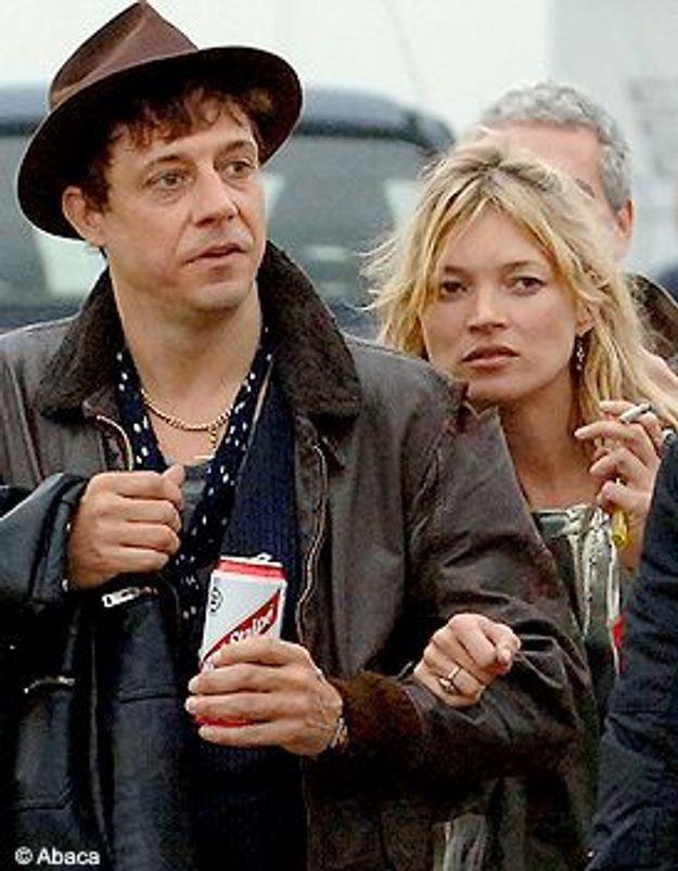 Kate Moss et Jamie Hince : c'est reparti !