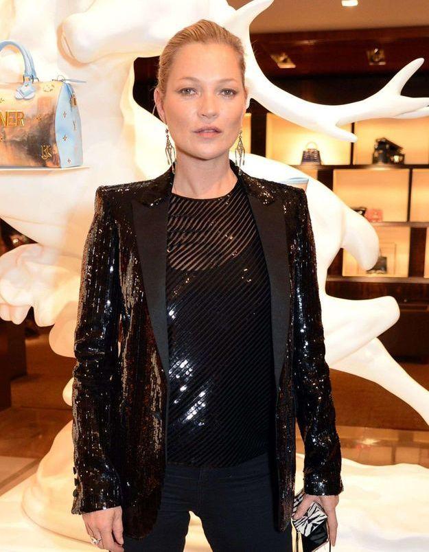 Kate Moss se confie sur sa virginité et ses débuts en tant que mannequin
