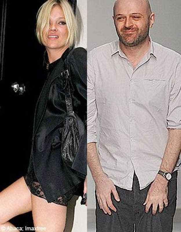 Kate Moss, taxée d'opportuniste !