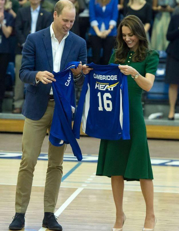 Des maillots de volleyball personnalisés à l'université de Colombie Britannique