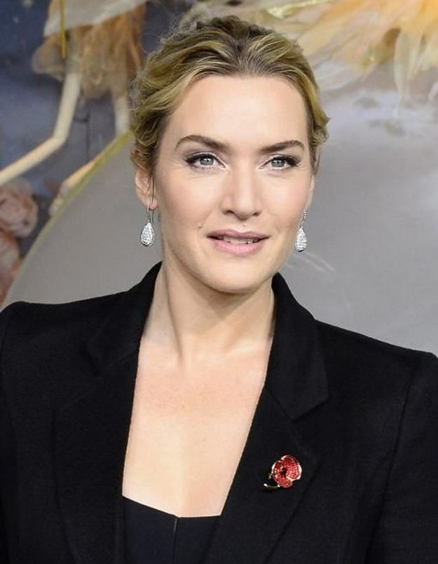 Kate Winslet : « Je n'ai pas pu profiter du succès de Titanic »