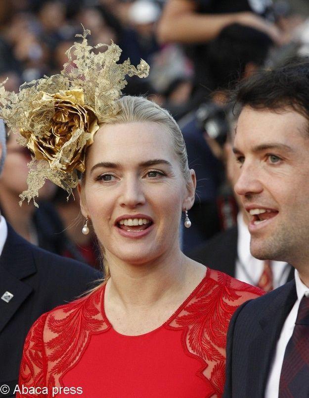 Kate Winslet  jouera les touristes dans l'espace