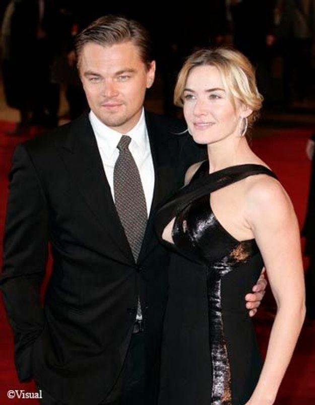 Kate Winslet-Leonardo DiCaprio : couple le plus glamour du cinéma