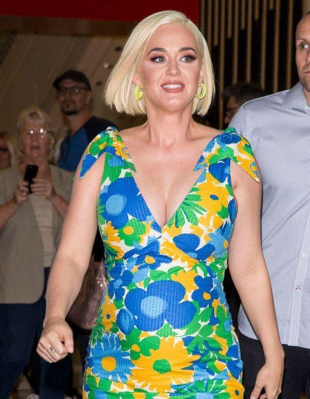 Katy Perry : à quoi va ressembler la chambre de sa fille