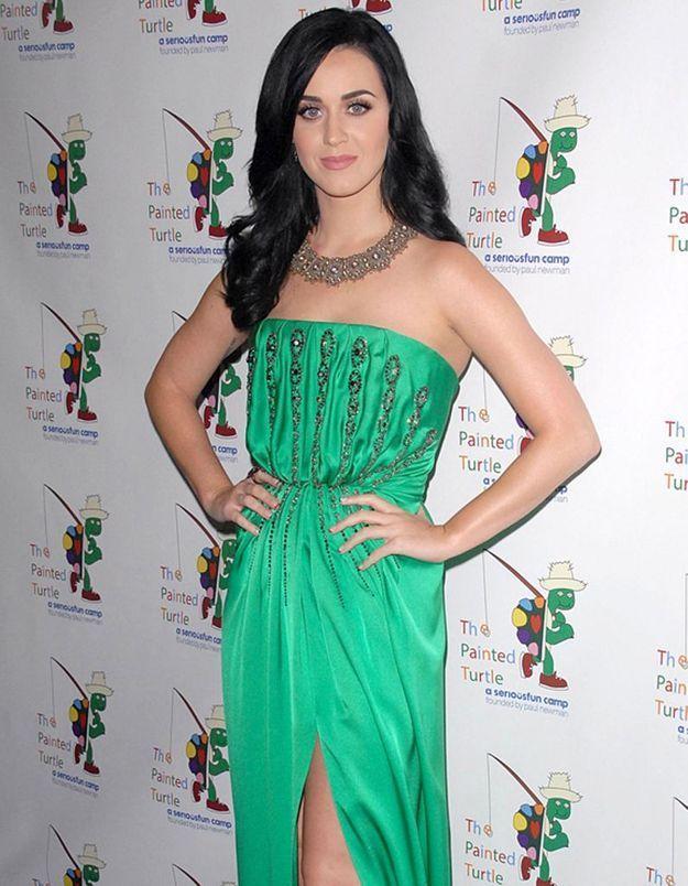 Katy Perry élue femme la plus sexy de 2013 !